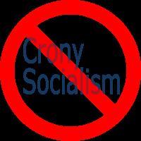 No Crony Socialism